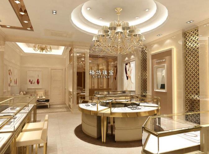 上海珠宝展柜厂哪家好?